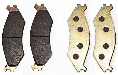 UFP DB-42 #33016 Disc Brake Pads (One Axle Set)