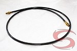 "70"" Thermoplastic Flexible Hydraulic Brake Lines #37204-70"