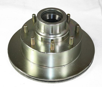 UFP DB-35 8-Lug Hub & Rotor Assembly #44226
