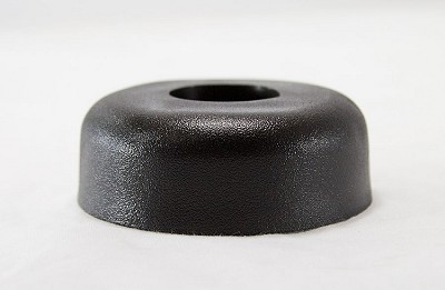 End Cap 3-1/2 in Polyurethane, for 8 in, 10 in and 12 in Keel Rollers