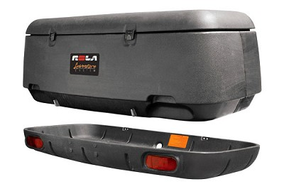 "ROLA Adventure System Enclosed Cargo Carrier (Includes Tray w/Lights, Pod & 1-1/4"" Assy.)"