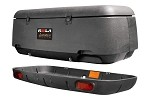 """ROLA Adventure System Enclosed Cargo Carrier (Includes Tray w/Lights, Pod & 1-1/4"""" Assy.)"""