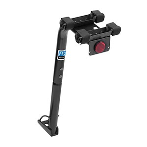 ROLA Hitch Mounted 2-Bike Carrier - Fixed Position Universal Mount #63132