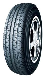 ST205/75R14 LRC/6 HERCULES POWER STR Radial Trailer Tire