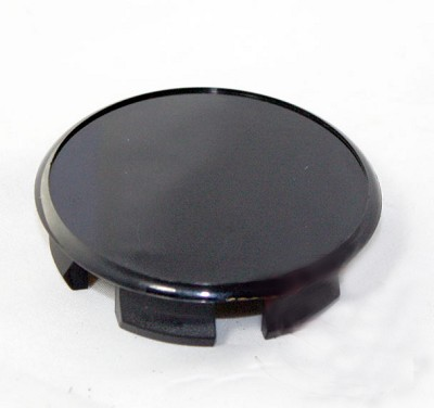 Black Replacement Cap for EZ Lube Open End Plus Plug Center Caps