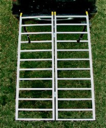 Great Day LoadLite™ Bi - Fold HD Loading Ramps  Model # LL46717