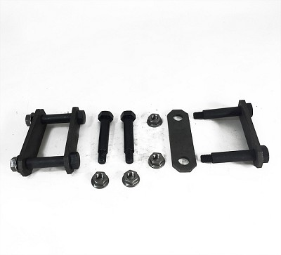 Single Axle Attaching Parts Suspension Kit #A/P-122-00