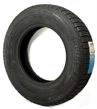 Carlisle ST145/R12 Radial Special Trailer Tire Load Range D