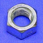 "Titan Model 60 Actuator Damper Replacement Hex Nut 7/16"" NF Thin #2339100"