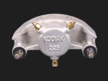 KODIAK 10 in -12 in Disc Brake Caliper Assembly, DAC DBC-225-DAC