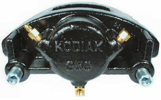 KODIAK 7K-8K E-Coated Disc Brake Caliper Assembly, DBC-250-E