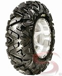 GBC ATV/UTV Tire, Dirt Tamer, 25 x 9.00-12, Bias-Ply, 6-Ply