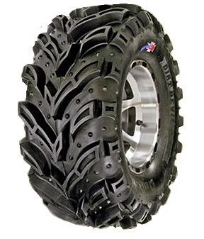 22x11.00-9 GBC Dirt Devil ATV Tire, 6-Ply #AR0937