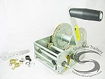 FULTON 3,700 lb. Capacity Two-Speed Winch T3700 w/ Brake