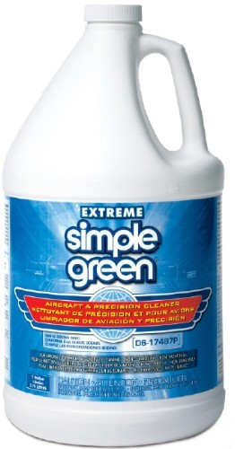 SIMPLE GREEN EXTREME Aircraft & Precision Cleaner (1 Gallon)