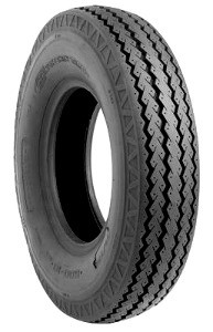 ST205/75D14 Jaxxon Bias Ply Trailer Tires Load Range C