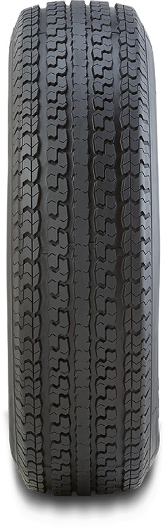 ST205/75R14 LRC/6 HERCULES POWER ST2 Radial Trailer Tire 94750