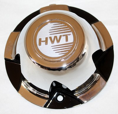 Replacement Center Cap for HiSpec 16 in Dark Force Trailer Wheel