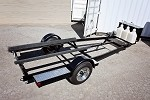 SOLD! Used 2007 Zieman Single PWC/Jetski Trailer