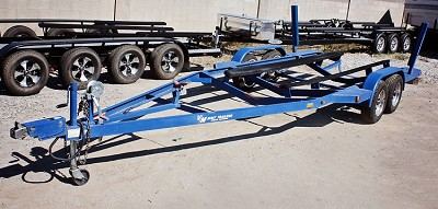 SOLD! Used 1991 VM Boat Trailer for up to 19 ft Boat