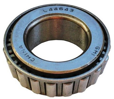 "Bearing 1"" I.D. #L44643 for 2000 lb Axles"