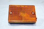 Stud Mount Clearance/Marker Light Amber