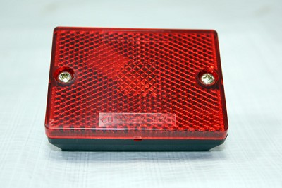 Stud Mount Clearance/Marker Light Red