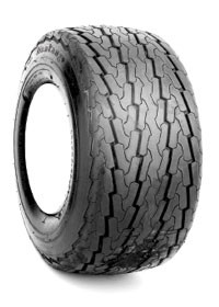 20.5 x 8-10 Low Profile High Speed Towmaster Trailer Tire Load Range D