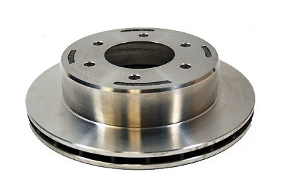 Kodiak 12 inch Rotor 6 on 5-1/2, Stainless Steel (SS) 5,200 lb to 6,000 lb #ROTOR-12-SS