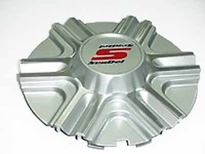 Trailer Wheel Center Cap #S1050-16S-1 for 16 in #T05 Trailer Rim