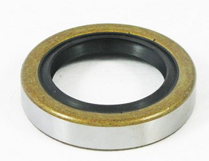 "Trailer Grease Seal # 171255TB, Double Lip Grease Seal for 1 3/8"" Wheel Bearing"