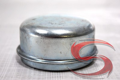 "Dust Cap for 2.441"" I.D. Trailer Wheel Hub"