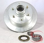 "UFP (Unique Functional Products) DB-35 6-Lug 12"" Rotor Assembly #44216"
