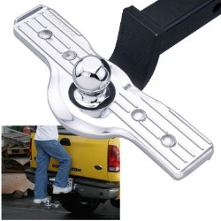 Go Rhino Step-N-Tow Receiver Hitch Step