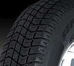 ST205/75D14  Bias Ply Super Trail Brand Trailer Tire (F78-14) Load Range C