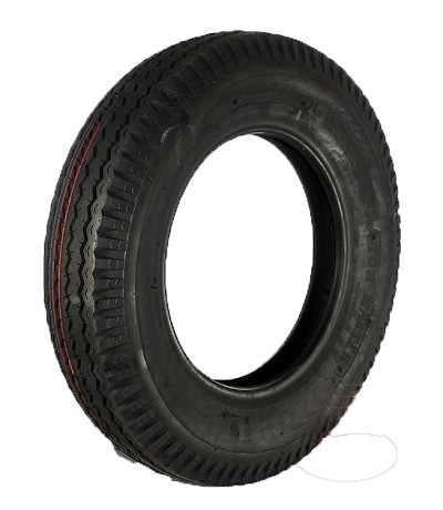 5.30-12 Towmaster Bias Ply Trailer Tire, Load Range C