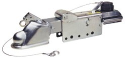 TITAN / DICO Model 6 Disc Brake Actuator with Solenoid and Cover #4747220
