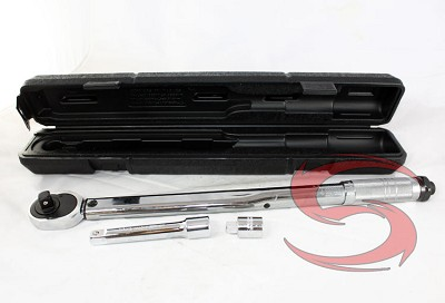 "TW-5001 0.5"" Drive Adjustable Torque Wrench"