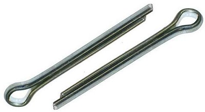 "Cotter Pins for Trailer Axle Spindles -1/8"" X 1-1/4"" (2-Pack) #32415"