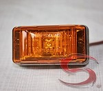 Wesbar Amber Waterproof LED Marker/Clearance Light 401565