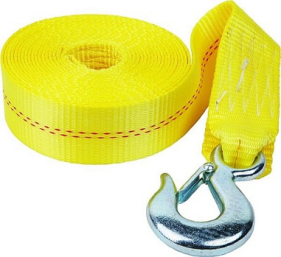 "Fulton Heavy-Duty Winch Strap 2""x20' 4000 lb. Max Load"
