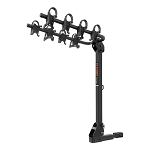 CURT Hitch Mounted Bike Rack #18034 - 4 Bikes
