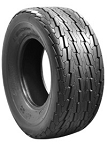 20.5 x 8-10 Nanco Trailer Tire Load Range E, 1535 lb Load Rating