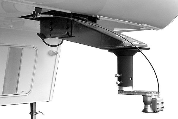 Curt Gooseneck Hitch >> Ranch Hitch Universal 5th-Wheel-to-Gooseneck Adapter w/ 8 ...