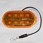 4 in Oval LED Lights