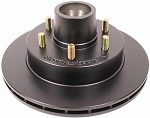 UFP DB-35 Hub/Rotor Assembly 5200 lb, 6 lug, Ecoated  by Dexter 44214 / 008-441-08