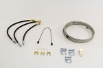 Titan Single Torsion Axle Tubing Kit 4829900