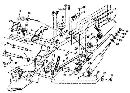 Atwood Brake Actuator Installation Diagram  Replacement Kits  Technical How To