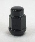 Matte Black Lug Nut 1/2