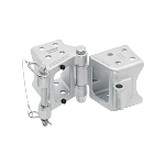 Fulton Fold-Away Bolt-On Hinge Kit, 3